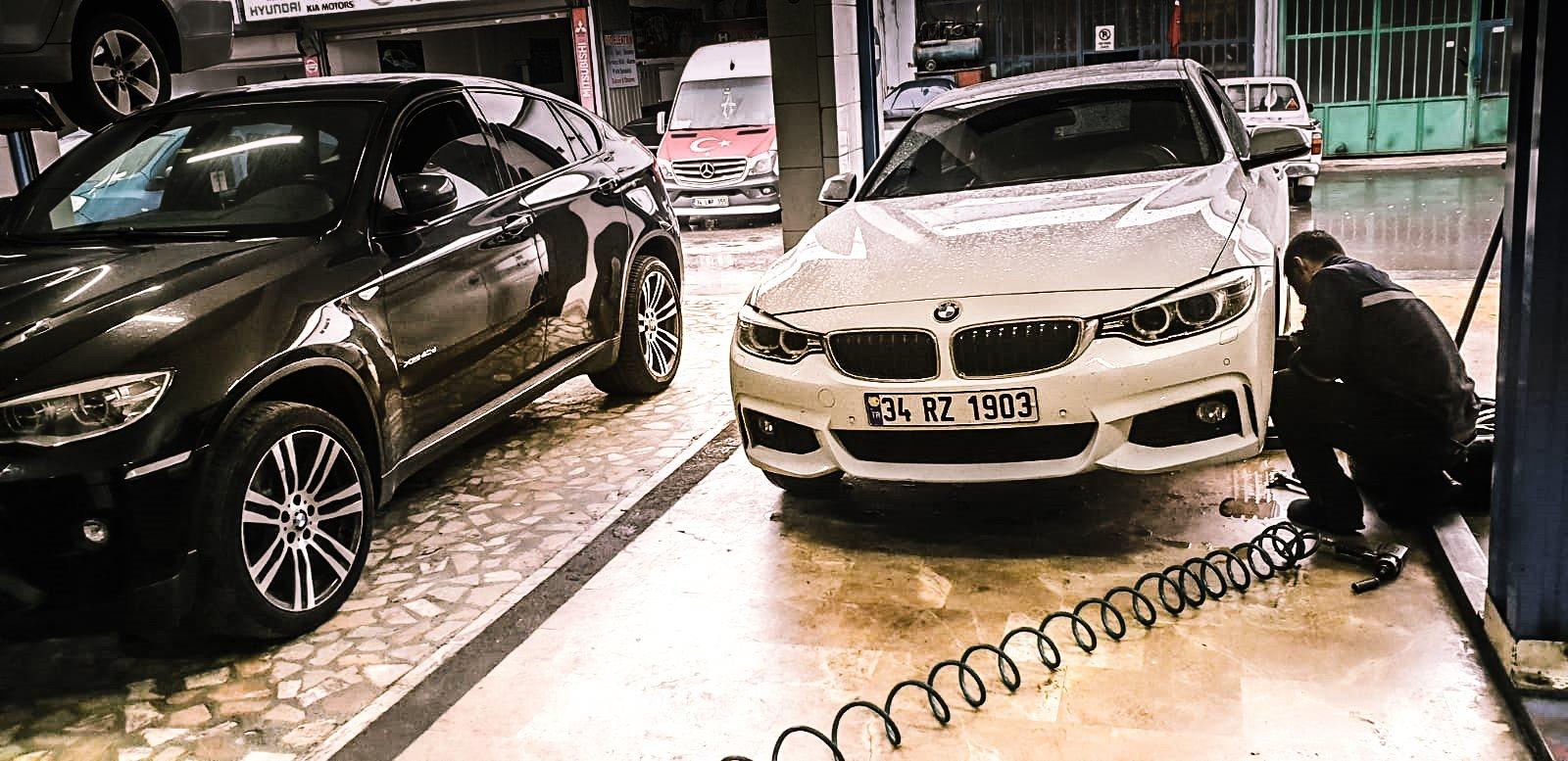BMW Servis Tuzla – Evora